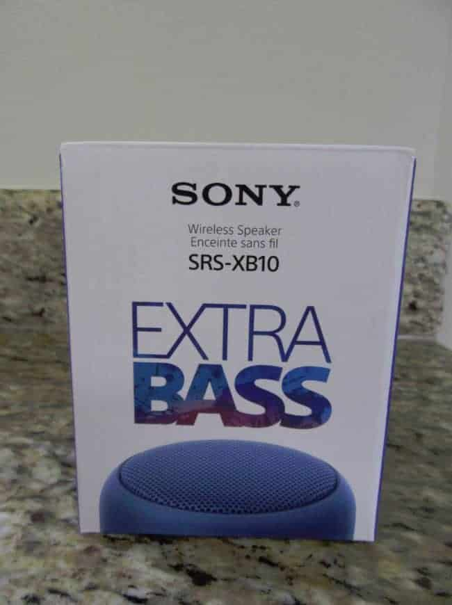 Sony-wireless-speakers-bluetooth-water resistant