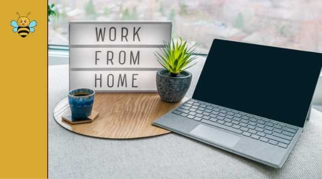 Work From Home Laptop