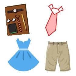 Dress Code Men Women Shorts