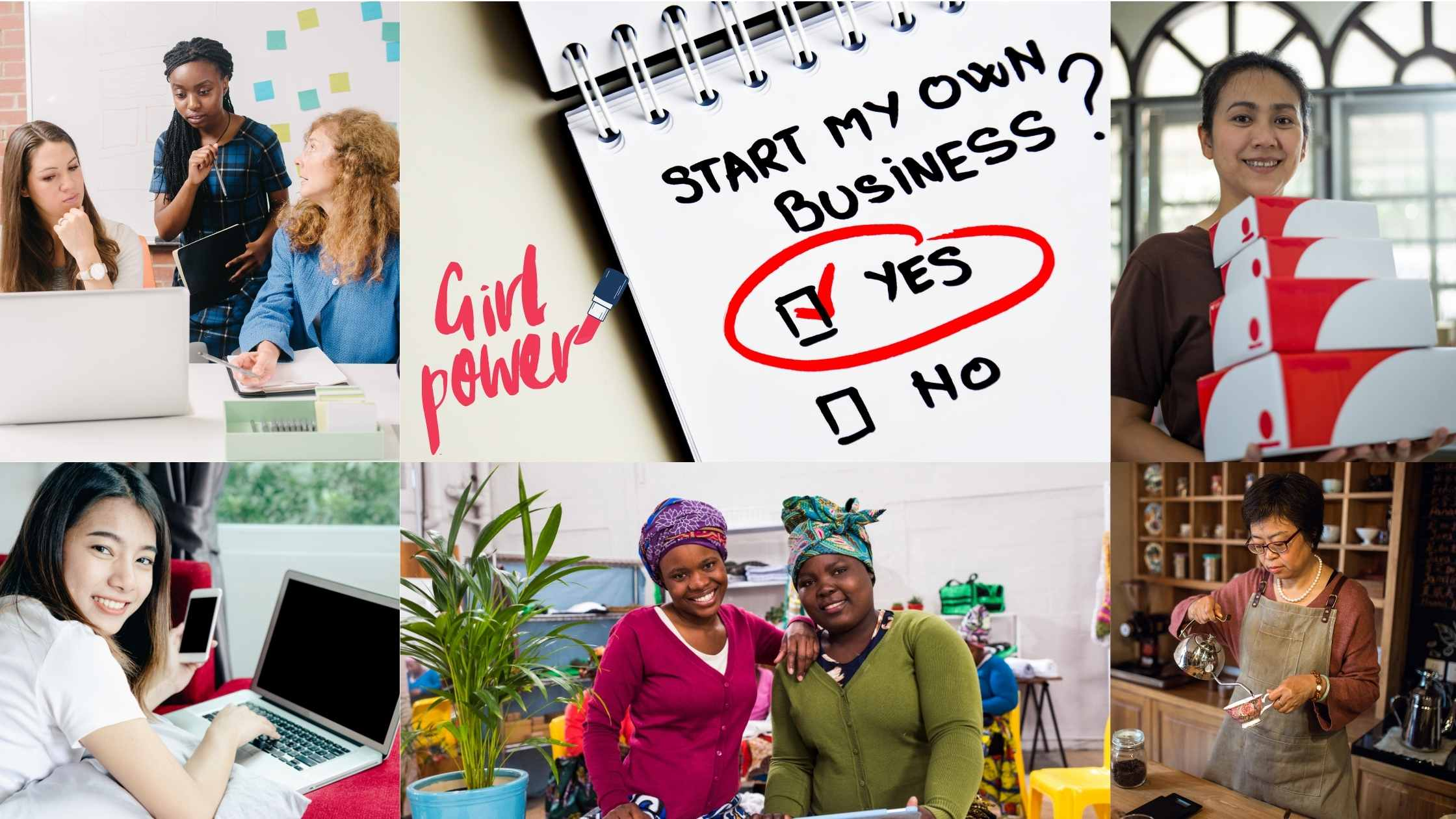Women Starting Your Own Business
